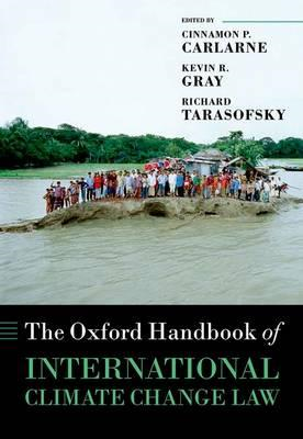 Oxford Handbook of International Climate Change Law (BOK)