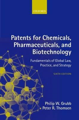 Patents for Chemicals, Pharmaceuticals, and Biotechnology (BOK)