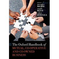 Oxford Handbook of Mutual, Co-Operative, and Co-Owned Busine (BOK)