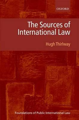 Sources of International Law (BOK)