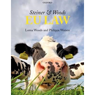 Steiner & Woods EU Law (BOK)