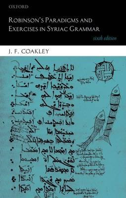 Robinson's Paradigms and Exercises in Syriac Grammar (BOK)