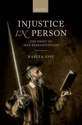Injustice in Person (BOK)