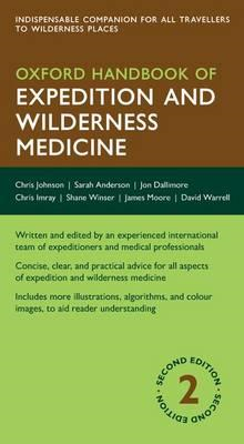 Oxford Handbook of Expedition and Wilderness Medicine (BOK)
