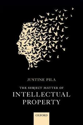 Subject Matter of Intellectual Property (BOK)