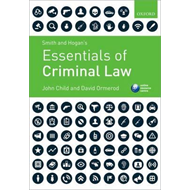 Smith & Hogan's Essentials of Criminal Law (BOK)