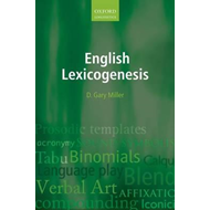 English Lexicogenesis (BOK)