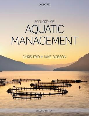Ecology of Aquatic Management (BOK)