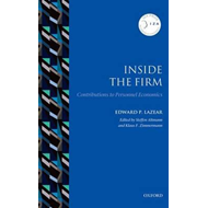 Inside the Firm: Contributions to Personnel Economics (BOK)