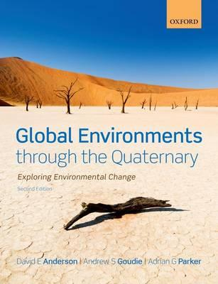 Global Environments through the Quaternary (BOK)