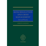 Bank Resolution and Crisis Management (BOK)