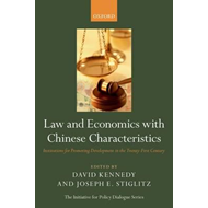 Law and Economics with Chinese Characteristics (BOK)
