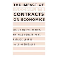 Impact of Incomplete Contracts on Economics (BOK)