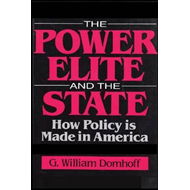 Power Elite and the State (BOK)