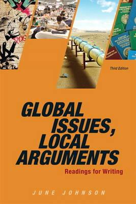 Global Issues, Local Arguments (BOK)