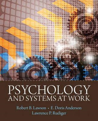 Psychology and Systems at Work Plus New MySearchLab with Etext -- Access Card Package (BOK)