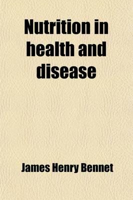 Nutrition in Health and Disease (BOK)