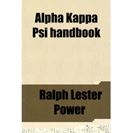 Alpha Kappa Psi Handbook; A Manual for NU Chapter (BOK)