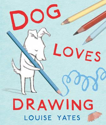 Dog Loves Drawing (BOK)