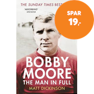 Produktbilde for Bobby Moore - The Man in Full (BOK)