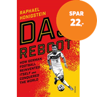 Produktbilde for Das Reboot - How German Football Reinvented Itself and Conquered the World (BOK)