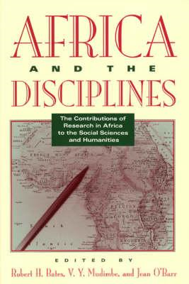 Africa and the Disciplines (BOK)