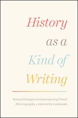 History as a Kind of Writing (BOK)