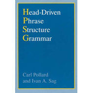 Head-Driven Phrase Structure Grammar (BOK)