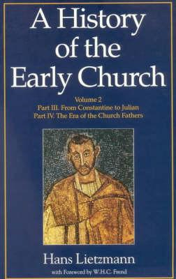 History of Early Church (BOK)