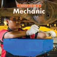 Produktbilde for I Want to Be a Mechanic (BOK)