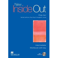 Inside Out Intermediate Workbook Pack with Key New Edition (BOK)