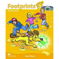 Footprints 3 Pupil's Book Pack (BOK)