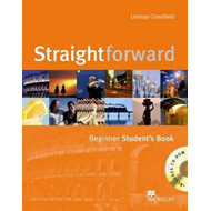 Straightforward Beginner Student book with Audio CD (BOK)