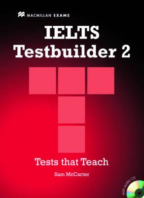 IELTS Testbuilder 2 Student's Book with key Pack (BOK)