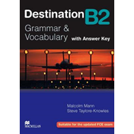 Destination B2 - Grammer and Vocabulary with Answer Key (BOK)