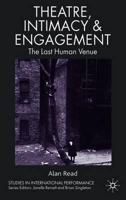 Theatre, Intimacy and Engagement (BOK)