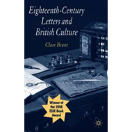 Eighteenth-century Letters and British Culture (BOK)
