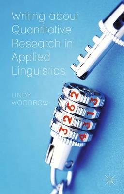 Writing about Quantitative Research in Applied Linguistics (BOK)