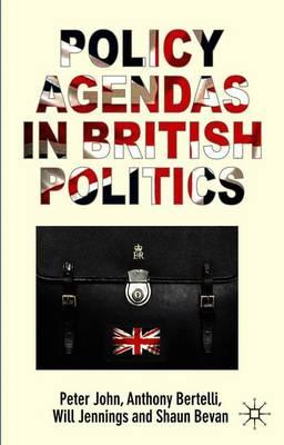 Policy Agendas in British Politics (BOK)