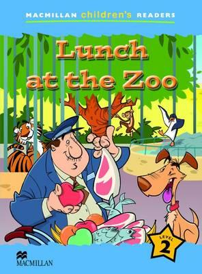 Macmillan Children's Readers 2b - Lunch at the Zoo (BOK)