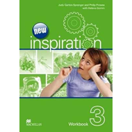 New Inspiration 3 Workbook (BOK)