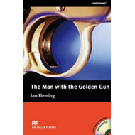 Macmillan Readers: The Man with the Golden Gun with CD Upper (BOK)