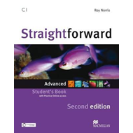 Straightforward 2nd Edition Advanced Level Student's Book (BOK)