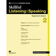 Skillful Listening and Speaking Teacher's Book + Digibook + Audio CD Level 2 (BOK)