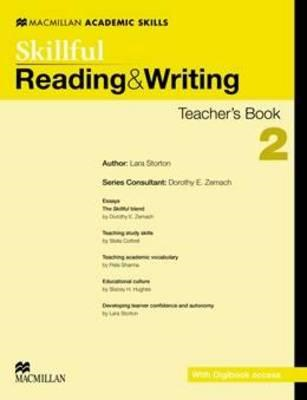 Skillful Reading and Writing Teacher's Book + Digibook Level 2 (BOK)