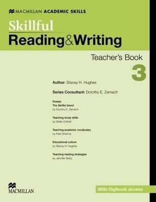 Skillful Lev 3 Reading & Writing Teacher (BOK)