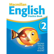 Macmillan English Practice Book & CD-ROM Pack New Edition Level 2 (BOK)