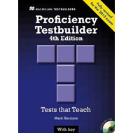 New Proficiency Testbuilder Student Book - Key + Audio CD Pa (BOK)