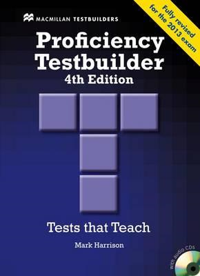 Proficiency Testbuilder 2013 Student's Book +key Pack (BOK)
