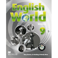 English World Level 9 Workbook & CD Rom (BOK)